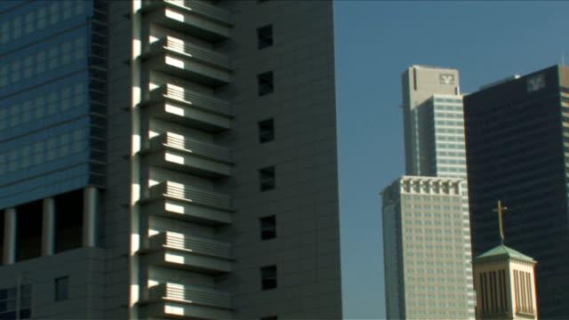 Frankfurt Wolkenkratzer Skyline