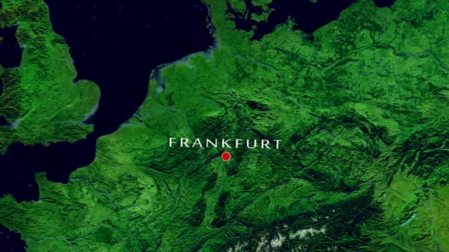 Frankfurt  Zoom In