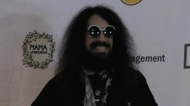 frankie banali at the 5th annual rock godz hall of fame awards at hard rock cafe on october 26 2017 in hollywood california - hard rock cafe stock videos & royalty-free footage