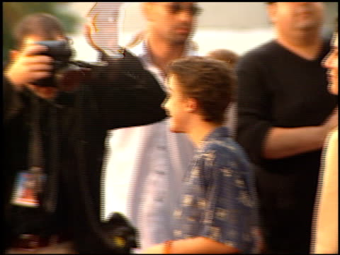 Frankie Muniz at the 'Dr Dolittle 2' Premiere at Avco Cinema in Westwood California on June 19 2001