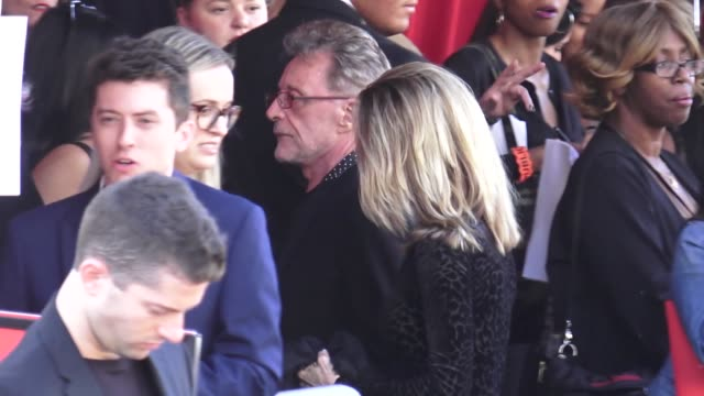 Frankie Valli arrives at the AntMan and the Wasp premiere in Hollywood in Celebrity Sightings in Los Angeles