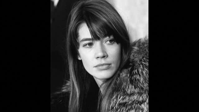 FRA: LONG PROFILE : French singer-songwriter Françoise Hardy