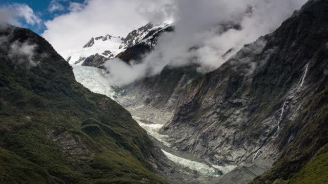 ZEITRAFFER: Franz Josef Glacier