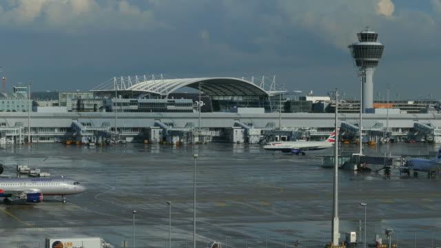 Franz Josef Strauss Airport, Munich, Upper Bavaria, Bavaria, Germany