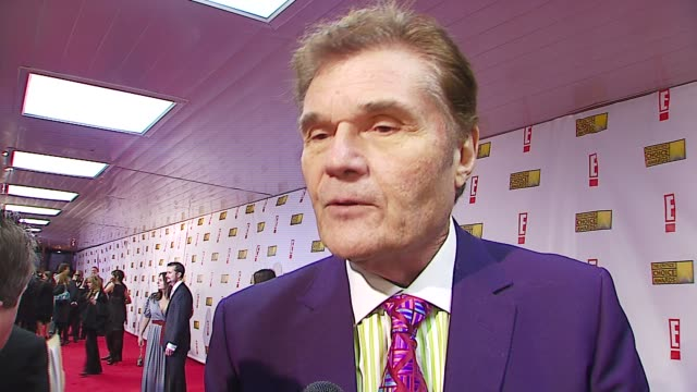 Fred Willard on presenting and being nominated on award shows at the Broadcast Film Critics Association's 2007 Critic's Choice Awards at Santa Monica...