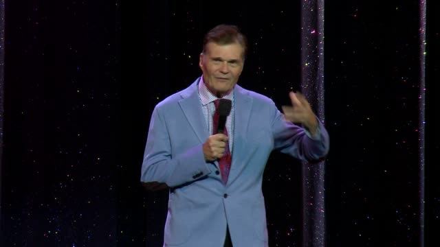 fred willard on stage at international myeloma foundation 6th annual comedy celebration benefiting the peter boyle research fund on 10/27/12 in los... - peter boyle stock videos & royalty-free footage
