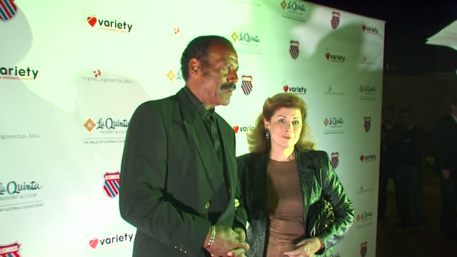 Fred Williamson at the 6th Annual KSwiss Desert Smash at La Quinta CA