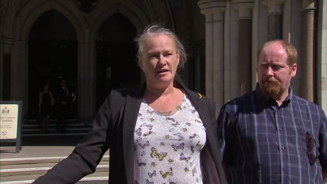 Freddie Starr loses libel action against alleged groping victim EXT Reporter to camera SOT Ward speaking to press SOT Don't take this case as a...