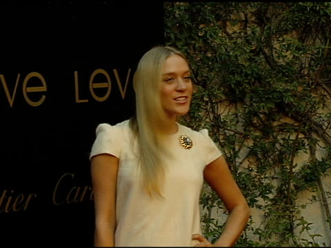frederic de narp, chlo� sevigny at the cartier hosts the third annual loveday celebration at los angeles california. - cartier stock videos & royalty-free footage