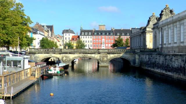 Frederiksholms Kanal - Copenhagen, Denmark
