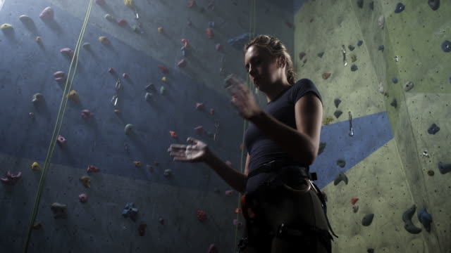 free climbing - strength stock videos & royalty-free footage