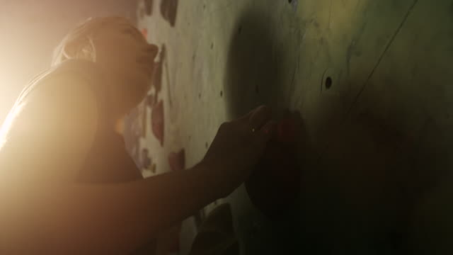 free climbing - passion stock videos & royalty-free footage