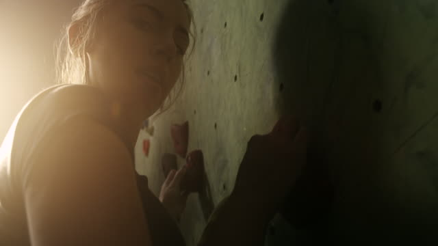 free climbing - free climbing stock videos & royalty-free footage