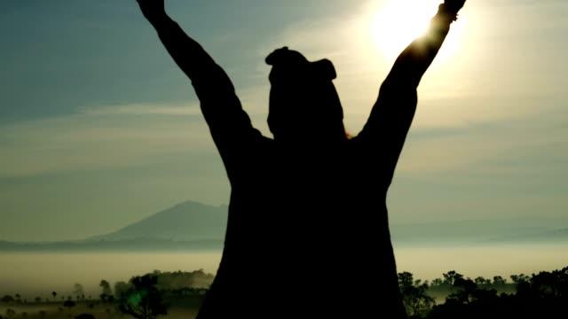 Liberté au sommet de la montagne, Slow motion
