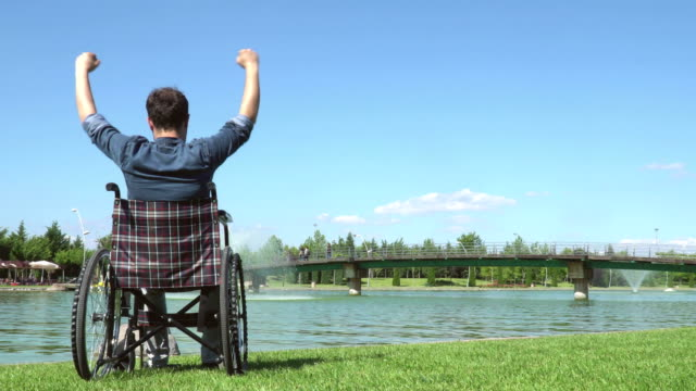 Freedom In Wheelchair