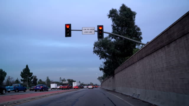 freeway entrance - ventura stock videos and b-roll footage