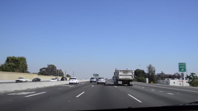 405 Freeway in California