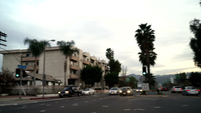 101 freeway laurel canyon - ventura stock videos and b-roll footage