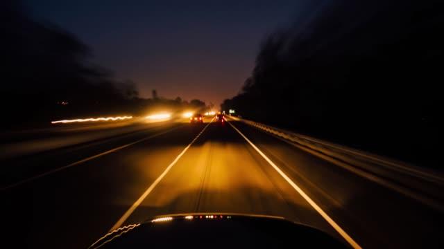 freeway time lapse