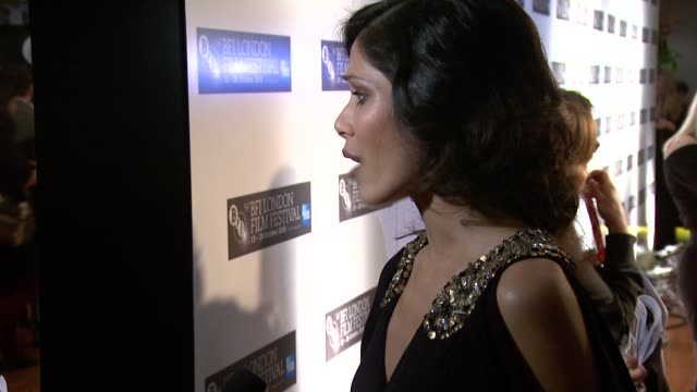 54th bfi london film festival at london england - pinto bean stock videos and b-roll footage