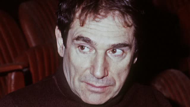 FRA: FILE: Images of French actor Robert Hossein, who has died age 93