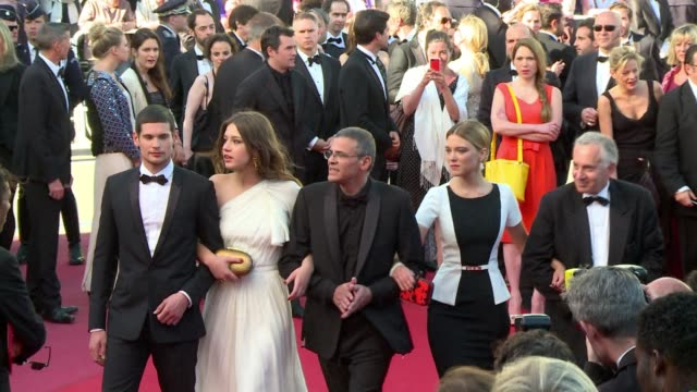 french actress lea seydoux will play one of the main female roles in the next james bond movie spectre alongside italian actress monica bellucci - james bond film series stock videos and b-roll footage
