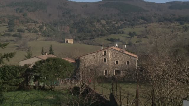 french authorities have pleaded with new age fanatics sightseers and media crews not to converge on the tiny village some believe will be one of the... - new age stock videos and b-roll footage