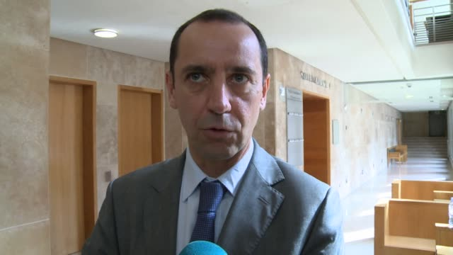 vídeos de stock, filmes e b-roll de a french court has rejected a second request from mukhtar ablyazov an exiled kazakh oligarch to be freed on bail pending an extradition decision... - aix en provence