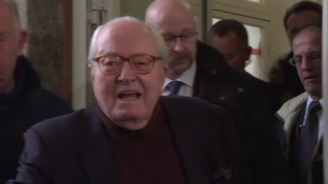 French courts on Friday upheld the decision to exclude Jean Marie Le Pen from the National Front the party he founded after he was booted out by his...