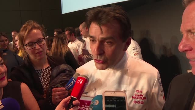 French culinary superstar Yannick Alleno scaled new heights on Thursday as his Alpine restaurant Le 1947 won a third Michelin star making him a...