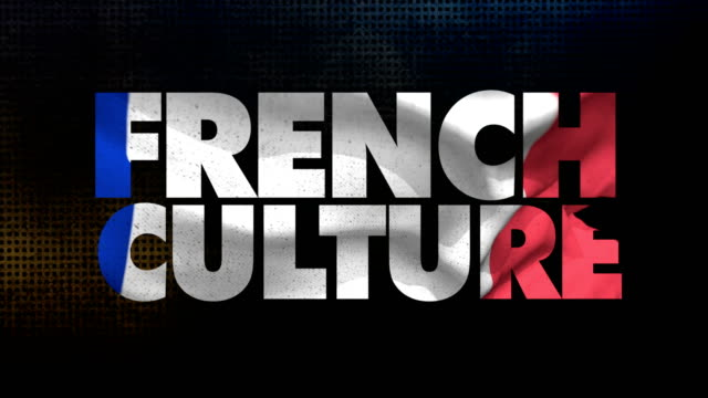french culture - retro poster stock videos & royalty-free footage