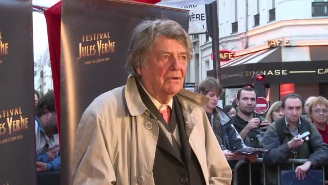 french director actor screenwriter and producer jean pierre mocky dies at the age of 90 in paris - scriptwriter stock videos & royalty-free footage