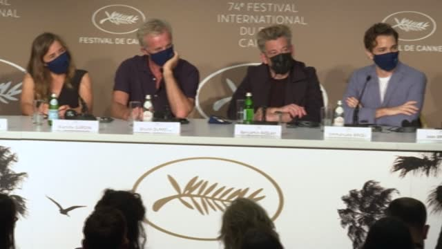 """french director bruno dumont presents a satirical take on fame, celebrity and the 24-hour news cycle in his latest drama, palme d'or hopeful """"france - satire stock videos & royalty-free footage"""
