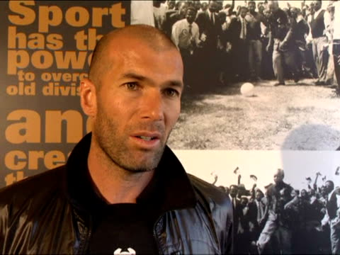 French football legend Zinedine Zidane visited the Nelson Mandela Foundation in South Africa on Monday and paid homage to 'a man who is probably...