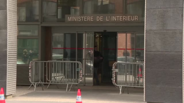 French Former French president Nicolas Sarkozy returns to police custody for a second day of questioning over allegations the late Libyan dictator...