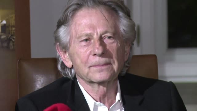 stockvideo's en b-roll-footage met a french former model and actress on friday accused oscar winning director roman polanski whose new film on the persecution of french jewish army... - roman polanski