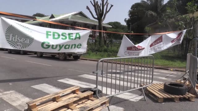 French Guiana remains paralysed by a general strike closing schools disrupting airline traffic and further stoking fears of instability in the French...