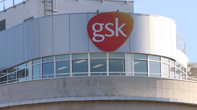 french headquarters of of the british pharmaceutical company glaxosmithkline france on november 12, 2020 in paris, france. - chemistry stock videos & royalty-free footage