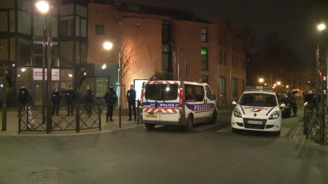 french interior minister bernard cazeneuve said police had arrested a suspect in the paris area on thursday who was in the advanced stages of a plot... - bernard cazeneuve stock videos & royalty-free footage