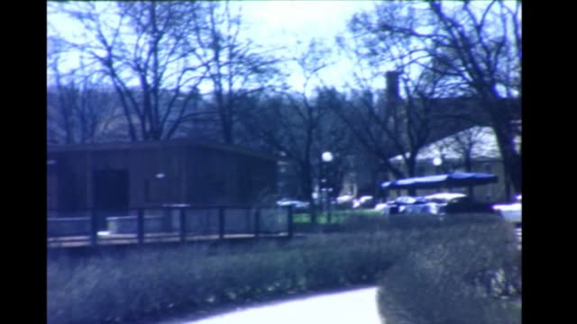 1964 french lick sheraton pan - tourist resort stock videos & royalty-free footage