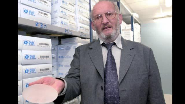 French police arrested JeanClaude Mas the founder of the breast implant company PIP at the centre of an international health scare Paris France