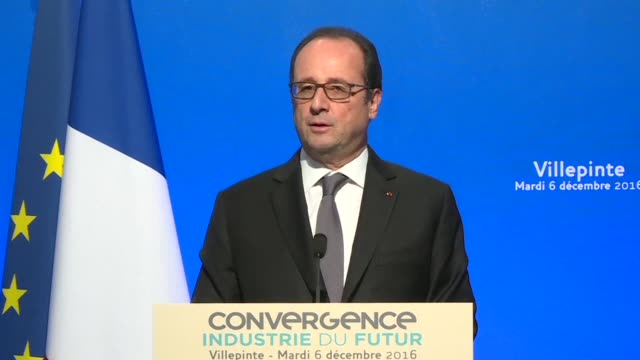 french president francois hollande named interior minister bernard cazeneuve as the new prime minister on tuesday to prepare the future after manuel... - bernard cazeneuve stock videos & royalty-free footage