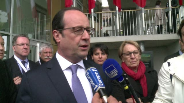French President Francois Hollande on Thursday vowed to 'show no mercy' if peacekeeping troops in the Central African Republic accused of raping...