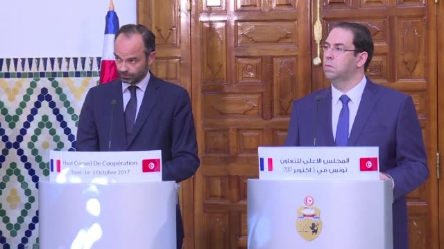 French Prime Minister Edouard Philippe on a visit to Tunis appealed Thursday for utility over sparkle when it comes to contributing to the economic...