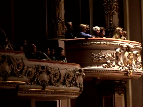 vídeos de stock, filmes e b-roll de french russian and brazilian classical musicians took part in a threedayextravaganza in rio this weekend the concerts part of the days of enthusiasm... - rio russian