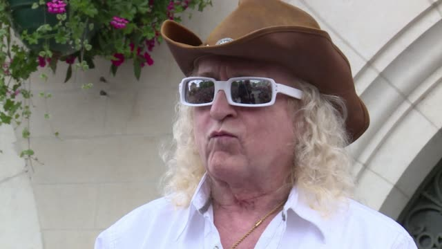 french singer michel polnareff is the subject of an exhibition at the pop music museum in montlucon france - auvergne rhône alpes stock videos & royalty-free footage
