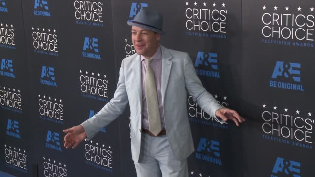 vídeos y material grabado en eventos de stock de french stewart at the 2015 critics' choice television awards at the beverly hilton hotel on may 31, 2015 in beverly hills, california. - the beverly hilton hotel