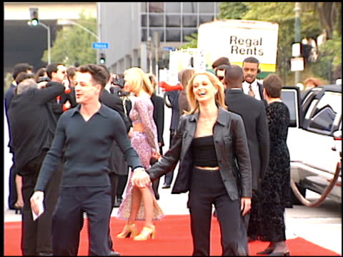 French Stewart at the Blockbuster Awards at Hollywood Pantages Theater in Hollywood California on March 11 1997