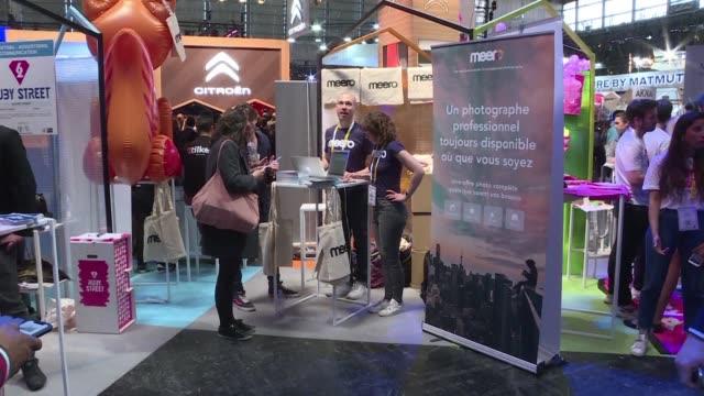 FRA: French Tech sparkles at Vivatech trade fair