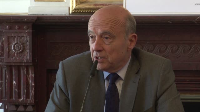 French veteran politician and mayor of Bordeaux Alain Juppe said on Tuesday that he had no plans for systematic obstruction and frontal opposition...